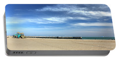 Coney Island Beach Portable Battery Charger