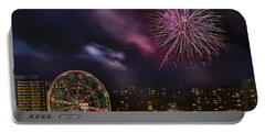 Coney Island Fireworks Portable Battery Charger