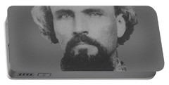 Confederate General Nathan Forrest Portable Battery Charger