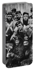 Confederate Soldiers, 1861 - To License For Professional Use Visit Granger.com Portable Battery Charger