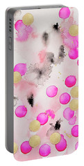 Confetti Portable Battery Charger