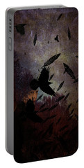 Conflict Of The Crows Portable Battery Charger