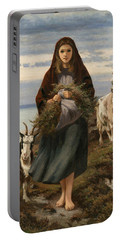 Connemara Girl Portable Battery Charger