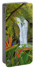 Conquest Of Paradise Portable Battery Charger