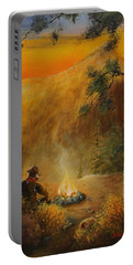 Contemplating The Journey Portable Battery Charger