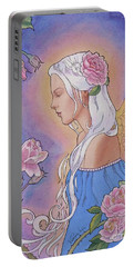 Contemplation Of Beauty Portable Battery Charger