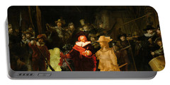 Contemporary 1 Rembrandt Portable Battery Charger by David Bridburg