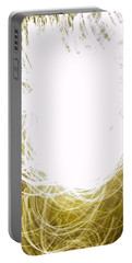 Contemporary Abstraction II Limited Edition 1 Of 1 Portable Battery Charger