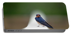 Contemporary Swallow Portable Battery Charger