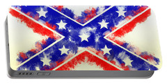 Controversial Flag Portable Battery Charger