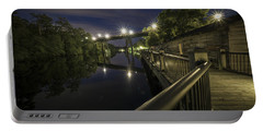 Conway Riverwalk Morning Portable Battery Charger