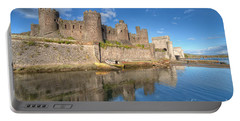 Conwy Castle Portable Battery Charger