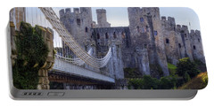 Conwy Castle - Wales Portable Battery Charger