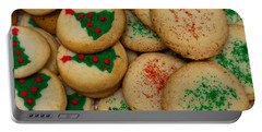 Cookies 103 Portable Battery Charger by Michael Fryd