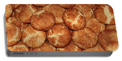 Cookies 170 Portable Battery Charger by Michael Fryd