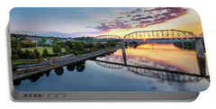 Coolidge Park Sunrise Portable Battery Charger