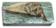 Cooling Off Portable Battery Charger