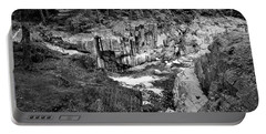 Portable Battery Charger featuring the photograph Coos Canyon 1553 by Guy Whiteley