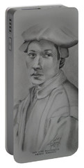 Copy After Michelangelo's Andreas Quaratesi Portable Battery Charger