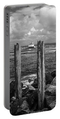 Coquille Lighthouse Portable Battery Charger