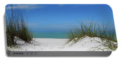 Coquina Dunes Portable Battery Charger