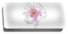 The Dancing Peony Portable Battery Charger