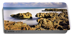 Coral Cove Seascape Portable Battery Charger