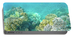 Coral Portable Battery Charger