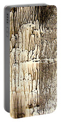 Coral Wall Portable Battery Charger by Nancy Kane Chapman