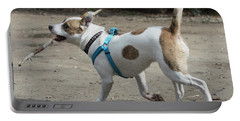 Corby The Dog Portable Battery Charger