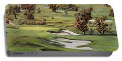 Cordevalle Golf Course Portable Battery Charger