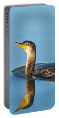 Cormorant Reflection Portable Battery Charger