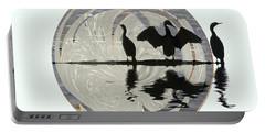 Cormorants Portable Battery Charger