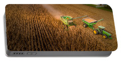 Corn Dust Portable Battery Charger