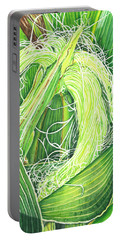Corn Silk Portable Battery Charger