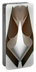Cornered Curves Portable Battery Charger