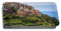 Corniglia Cinque Terre Italy Portable Battery Charger