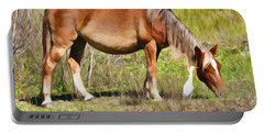 Corolla's Wild Horses Portable Battery Charger