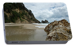Portable Battery Charger featuring the photograph Coromandel, New Zealand by Yurix Sardinelly