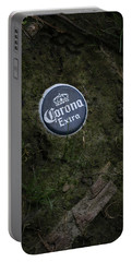 Portable Battery Charger featuring the photograph Corona Extra by Ray Congrove