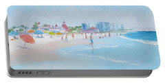 Coronado Beach San Diego Portable Battery Charger