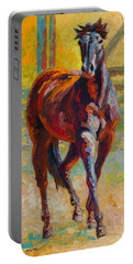 Corral Boss - Mustang Portable Battery Charger