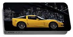 Corvette Z06 Gt1 Portable Battery Charger