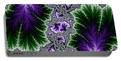 Cosmic Leaves Portable Battery Charger