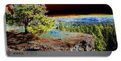 Cosmic Spokane Rimrock Portable Battery Charger