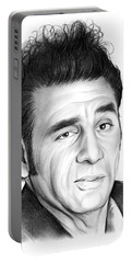 Cosmo Kramer Portable Battery Charger