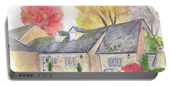 Cotswolds Cottage Portable Battery Charger