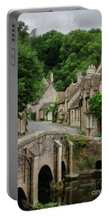 Cotswolds Village Castle Combe Portable Battery Charger