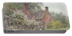 Cottage At Chiddingfold Portable Battery Charger