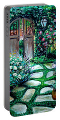 Cottage Gates Portable Battery Charger